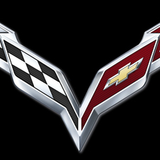 Chevrolet has already said that this is the Corvette's new logo.