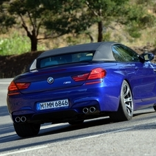 BMW M6 Convertible Competition
