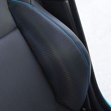 Jaguar added sports seats