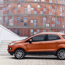 Ford EcoSport 1.0i Trend