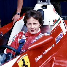 Gilles died at the Belgium Grand Prix in 1982