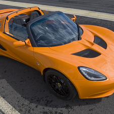 Lotus sold just 70 cars last year