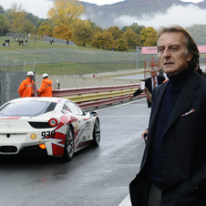 Ferrari Head Luca di Montezemolo Pessimistic about Future Formula 1 Rule Changes