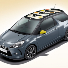 Citroën DS3 1.6 HDi by Orla Kiely