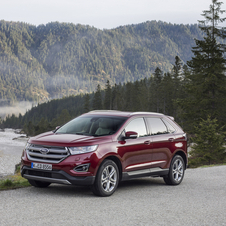 Ford Edge Trend 2.0 TDCi 4x4