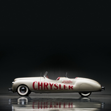 Chrysler Newport Indianapolis 500 Pacemaker by LeBaron