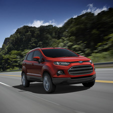 The Ecosport will be on sale in 18 months