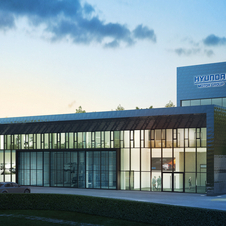 The new center will allow Hyundai to have a constant presence at the Nürburgring