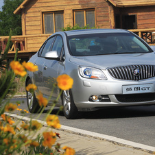 Buick Excelle GT 1.6 Comfortable