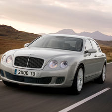 Bentley W12 Continuing Development with Fuel Economy and Power Boosts