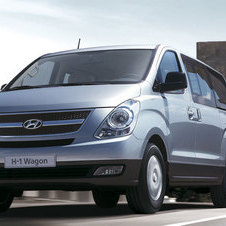 Hyundai H-1 Travel 2.5 CRDi