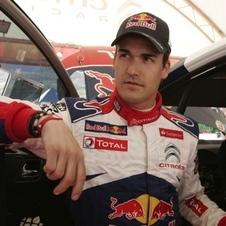Sordo was 3rd place in the world championship twice for Citroën