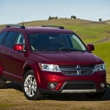 Dodge Journey Crew AWD