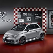 The Record is inspired by previous sporty Fiats