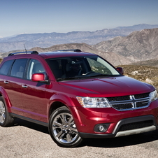 Dodge Journey Mainstreet AWD