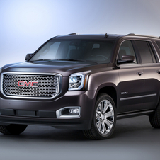 The Yukon Denali is meant as the ultimate GM full-size SUV