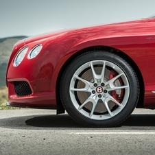 Bentley Continental GT V8 S Convertible