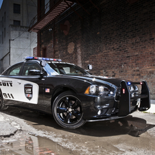 Dodge Charger Pursuit 5.7 V8 AWD