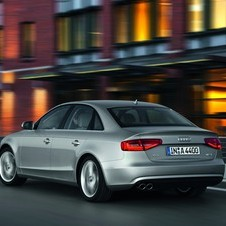Audi A4 3.0 TDI Black Edition
