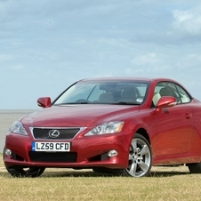 Lexus IS 250C SE-I