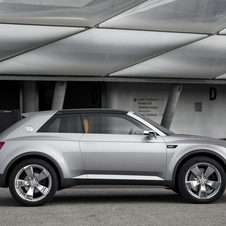 Audi is planning on a luxury compact crossover that will likely be called the Q1