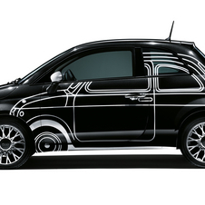 The Fiat 500 Ron Arad Edition pays tribute to the legendary 1957 Fiat 500