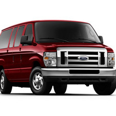 Ford E-Series E-350 XLT Super Duty Extended
