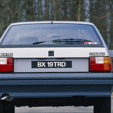 Citroën BX DTR Turbo