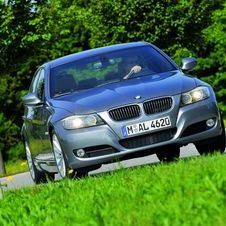 BMW 320d BluePerformance Edition Sport