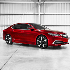 The TLX replaces the TL and TSX