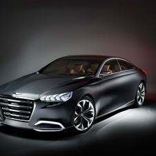 Hyundai Lets Stylists Go Wild on HCD-14 Genesis Concept