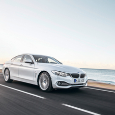 BMW 440i xDrive Gran Coupé