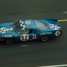 Alpine raced at Le Mans 11 times from 1963 to 1978