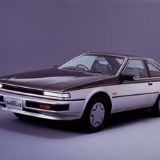 Nissan Gazelle Hatchback Turbo R-X·G
