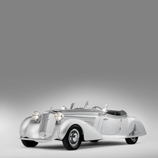 Horch 853A Special Roadster