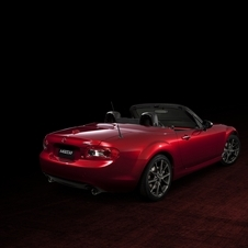 Mazda MX- 5 Miata 25th Anniversary Edition