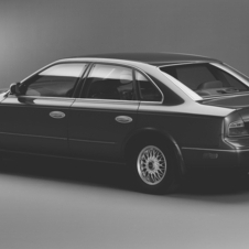 Infiniti Q45 Type V G Package