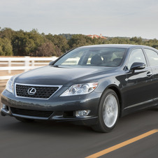 Lexus LS 460 Dynamic & Impression