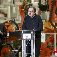 Marchionne is against the idea of free trade agreements in Europe