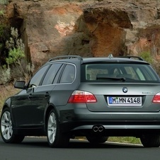 BMW 530xd Touring Automatic