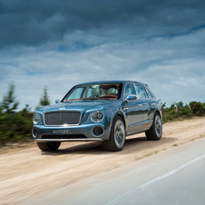 Bentley's SUV is due in 2016 and will get diesel and hybrid options