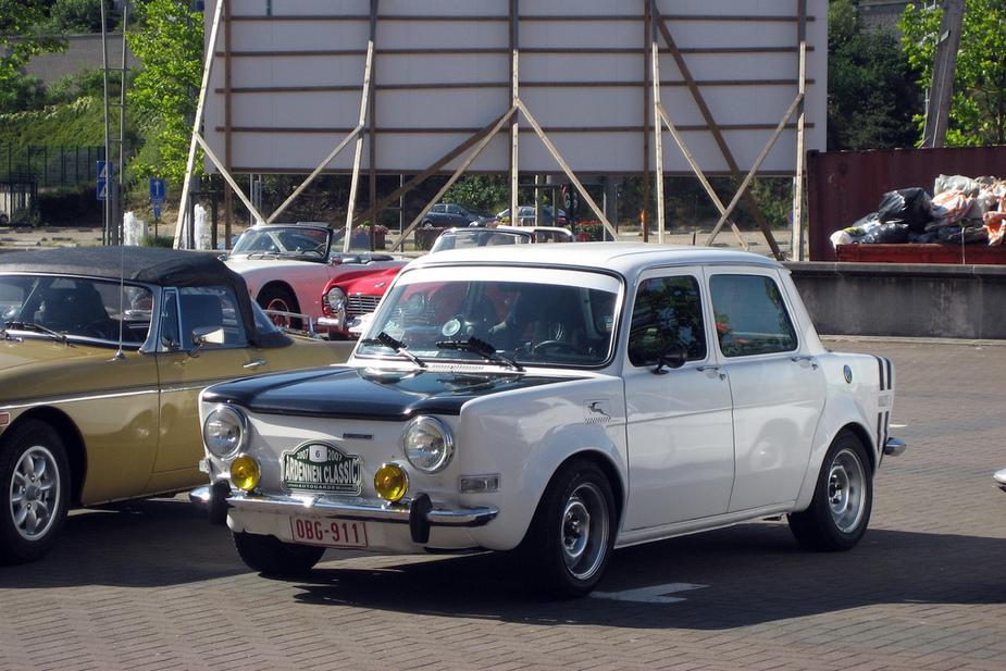 Simca 1000 Rallye 1 1 Photo And 61 Specs Autoviva Es