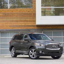 Infiniti Offers Drivers a Smaller, 7-Passenger SUV for 2012 - the JX