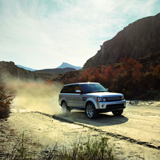 2013 Range Rover Sport Gets New Wheels and Carbon Fiber Trim