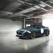 Jaguar F-Type Project 7 Limited Edition
