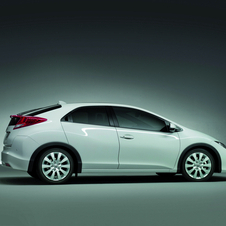 New Civic Remains Five-Door Hatchback, Coming to Europe in 2012