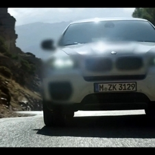 BMW Continues to Tease What is Likely X6M Diesel