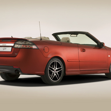 Saab 9-3 2.0T Convertible Independence Edition AT