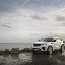 There is a possibility that the new Evoque becomes available with a cabriolet variant