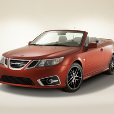 Saab 9-3 2.0t BioPower Convertible Independence Edition